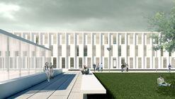 Primer Lugar Concurso Escuela Técnica de la Universidad de Mendoza - ETEC  / IN Estudio Arquitectura