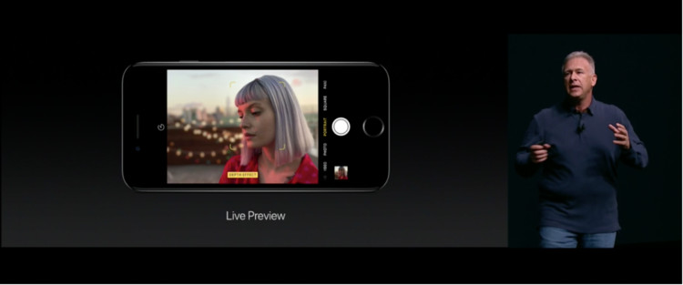 vía Apple Special Event Streaming. Septiembre 07, 2016.