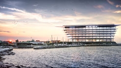 Foster + Partners Breaks Ground on Pharmaceuticals Headquarters on Copenhagen Waterfront