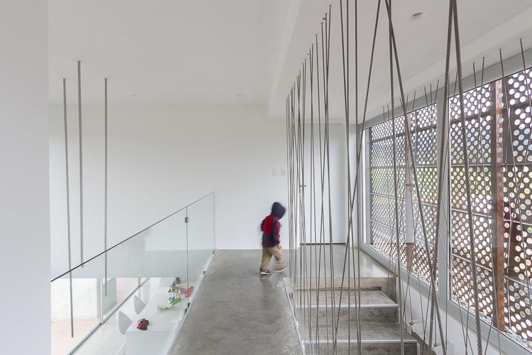 Casa Corten  / Andrés Argudo + Xavier Carrillo, © JAG Studio