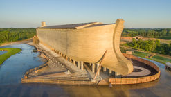 Ark Encounter / LeRoy Troyer