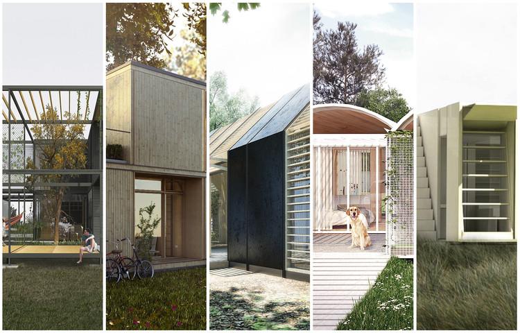 ¿Cómo nuestros diseños responden a las nuevas maneras de vivir? Conoce los 5 finalistas de la convocatoria argentina UNACASA, Cortesía de UNACASA