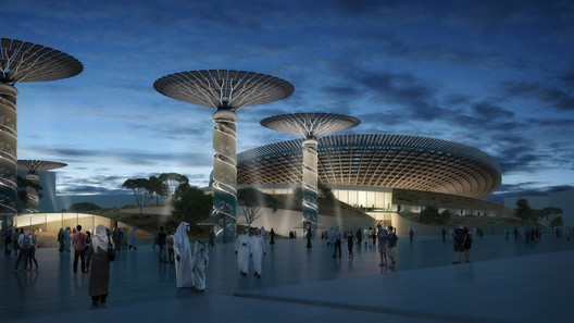Grimshaw to Design Sustainability Pavilion at Expo 2020 Dubai