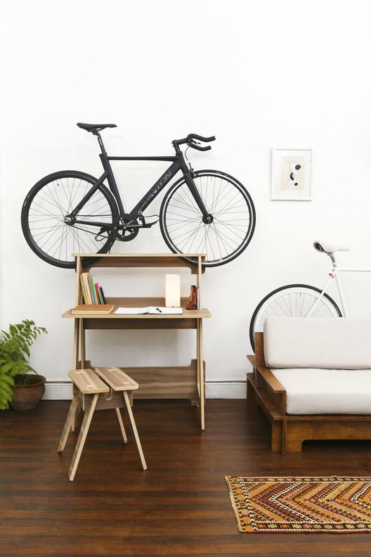 Chol1, Muebles de Interior para Bicicletas, Cortesía de Chol1