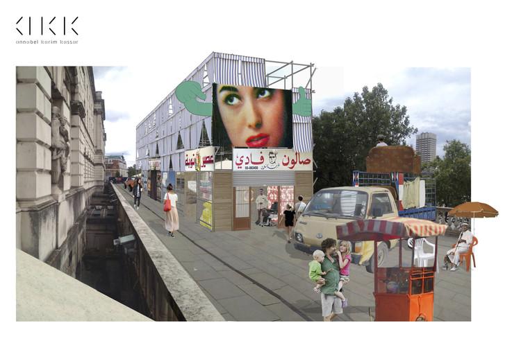 El Líbano, Chile y México, destacados en la Primera Bienal de Diseño de Londres, Mezzing in Lebanon / El Líbano. Image Cortesía de AKK Architects