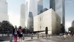 REX Reveals Design of Perelman Performing Arts Center at WTC in New York