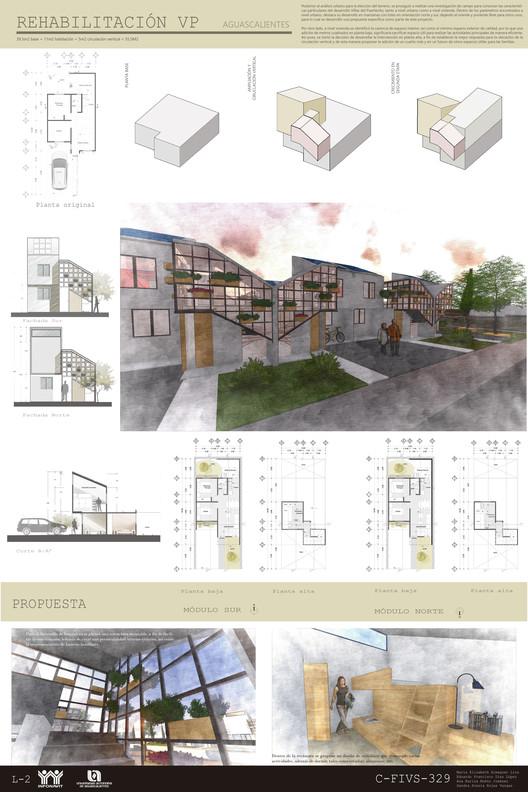 Finalista: C-FIVS-329 (Aguascalientes) / Universidad Autónoma de Aguascalientes