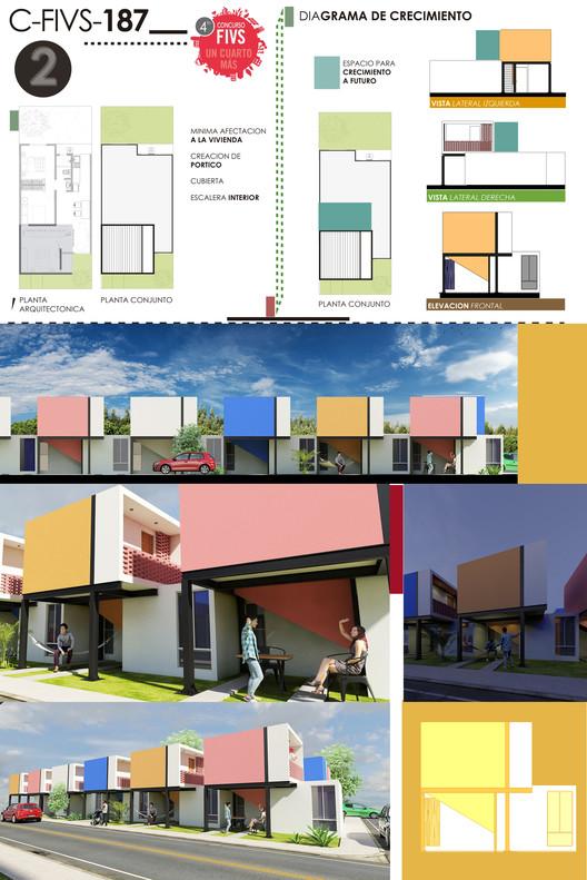 Primer lugar: C-FIVS-187 (Oaxaca) / Universidad Madero, Campus: Papaloapan.
