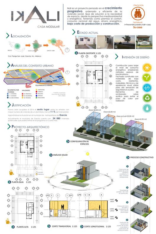 Finalista: C-FIVS-164 (Nuevo León) / Facultad de Arquitectura, Universidad Autónoma de Nuevo León