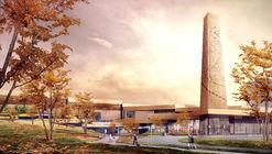 Mecanoo presenta diseño de nueva estación de trenes en Holanda