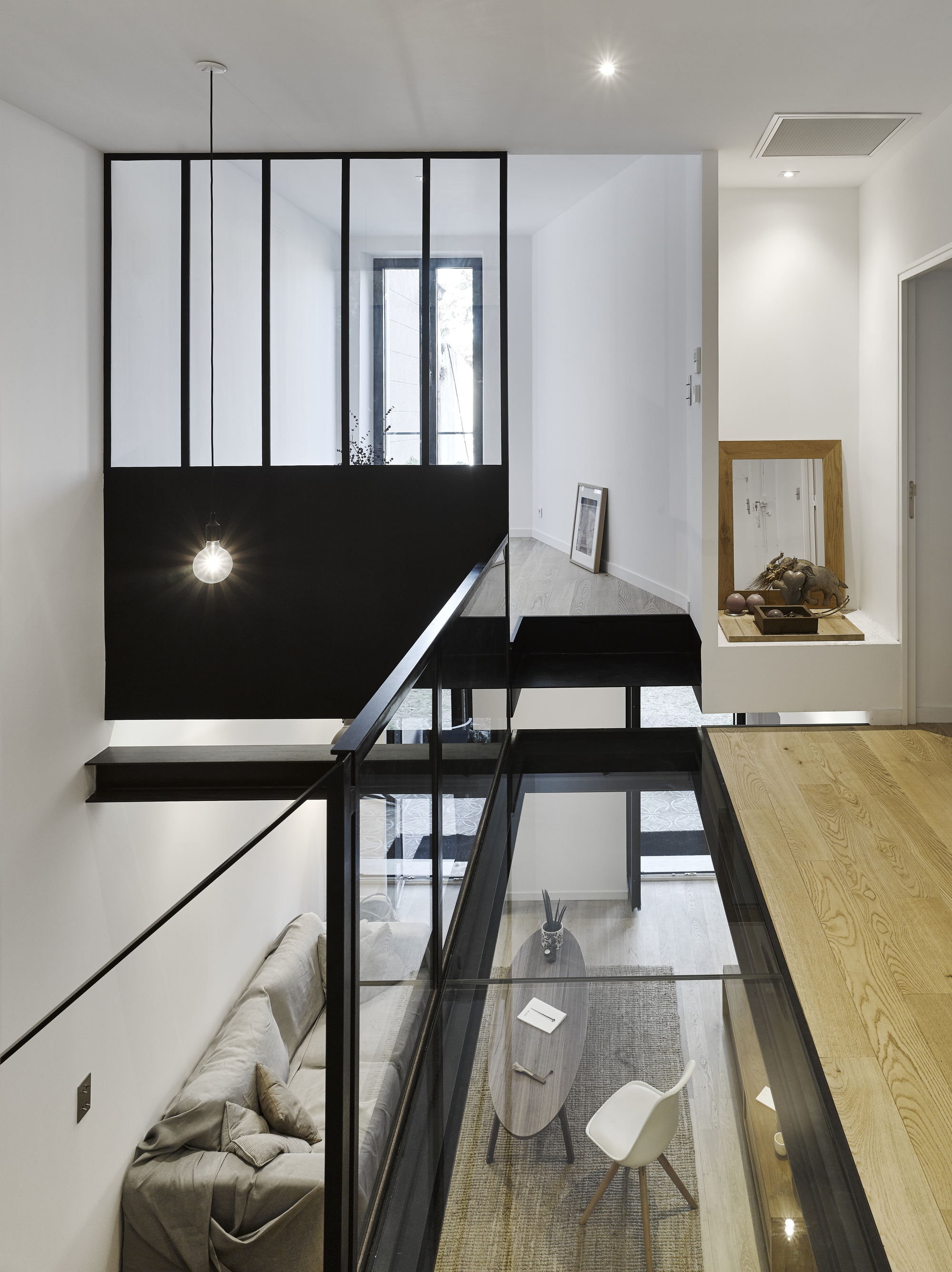 Gallery of duplex in marseille t3 architecture 1 for Cuisine originale