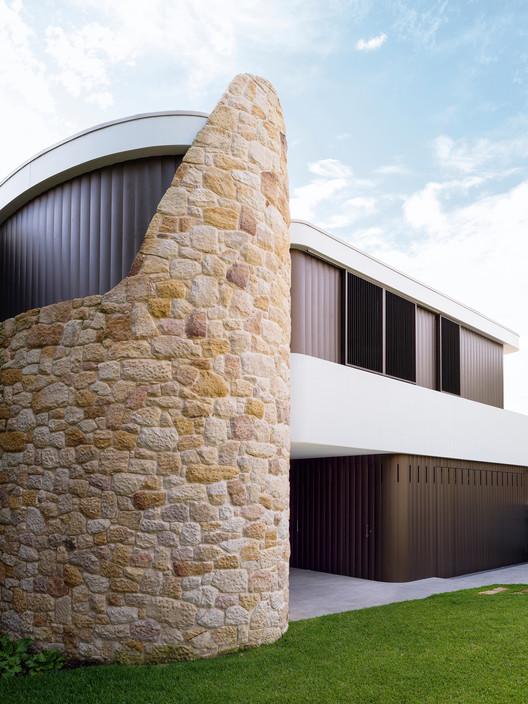Casa torre Martello / Luigi Rosselli Architects, © Justin Alexander