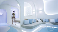 Andronikos Hotel Santorini / KLab Architecture