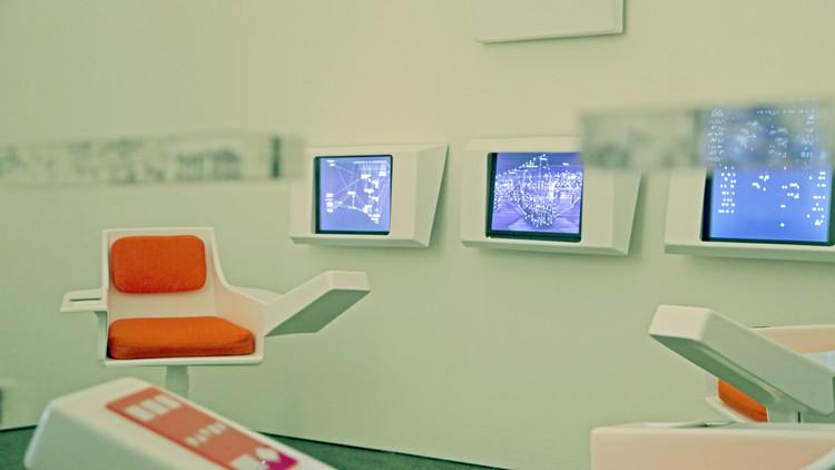 Conoce 'The Counterculture Room', el pabellón de Chile en la primera Bienal de Diseño de Londres, The Counterculture Room . Image Cortesía de The Counterculture Room