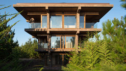 Nida House / Pezo von Ellrichshausen