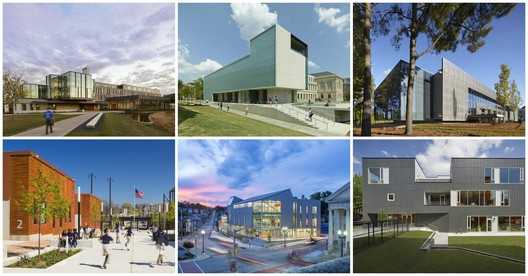 12 Projects Announced as Winners of 2016 AIA Education Facility Design Awards