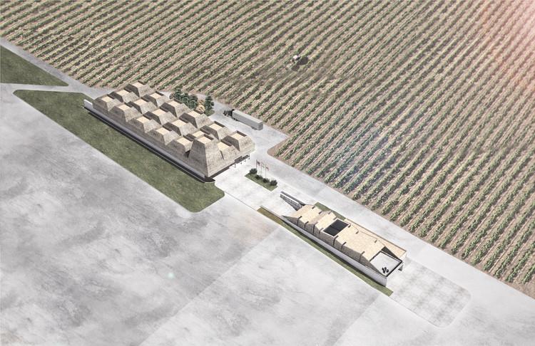 Enzo Sartori presenta diseño de nueva planta vitivinícola en Colombia, © Enzo Sartori