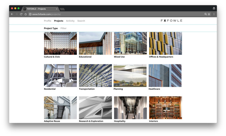 These are the best designed most useful architecture firm for Architectural websites