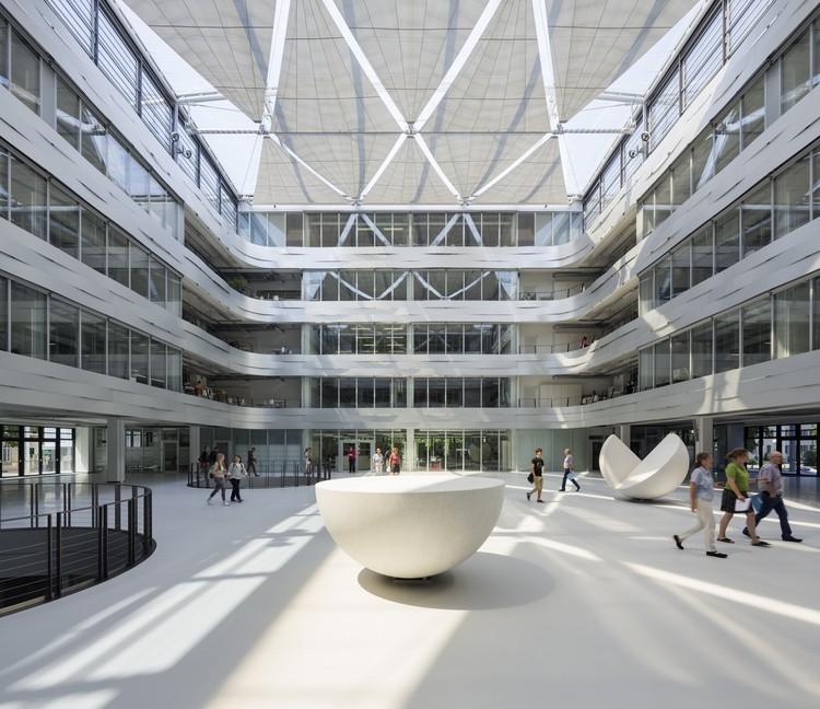 Instituto de Matemáticas - Universidad de Karlsruhe / Ingenhoven Architects, © Ingenhoven Architects