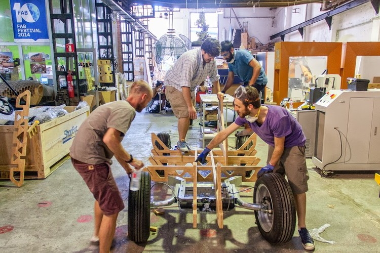 IAAC y MIT unen fuerzas en Fab City, la iniciativa que busca cambiar paradigma de la economía industrial , Cortesía de IAAC
