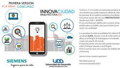 Concurso INNOVACIUDAD Arquitectura UDD + Siemens / Chile