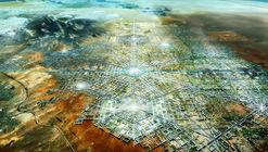 Border City: la ciudad utópica de Fernando Romero que borra la frontera de México-Estados Unidos