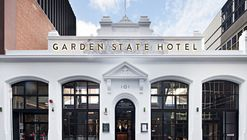 Hotel Garden State / Techne Architecture + Interior Design