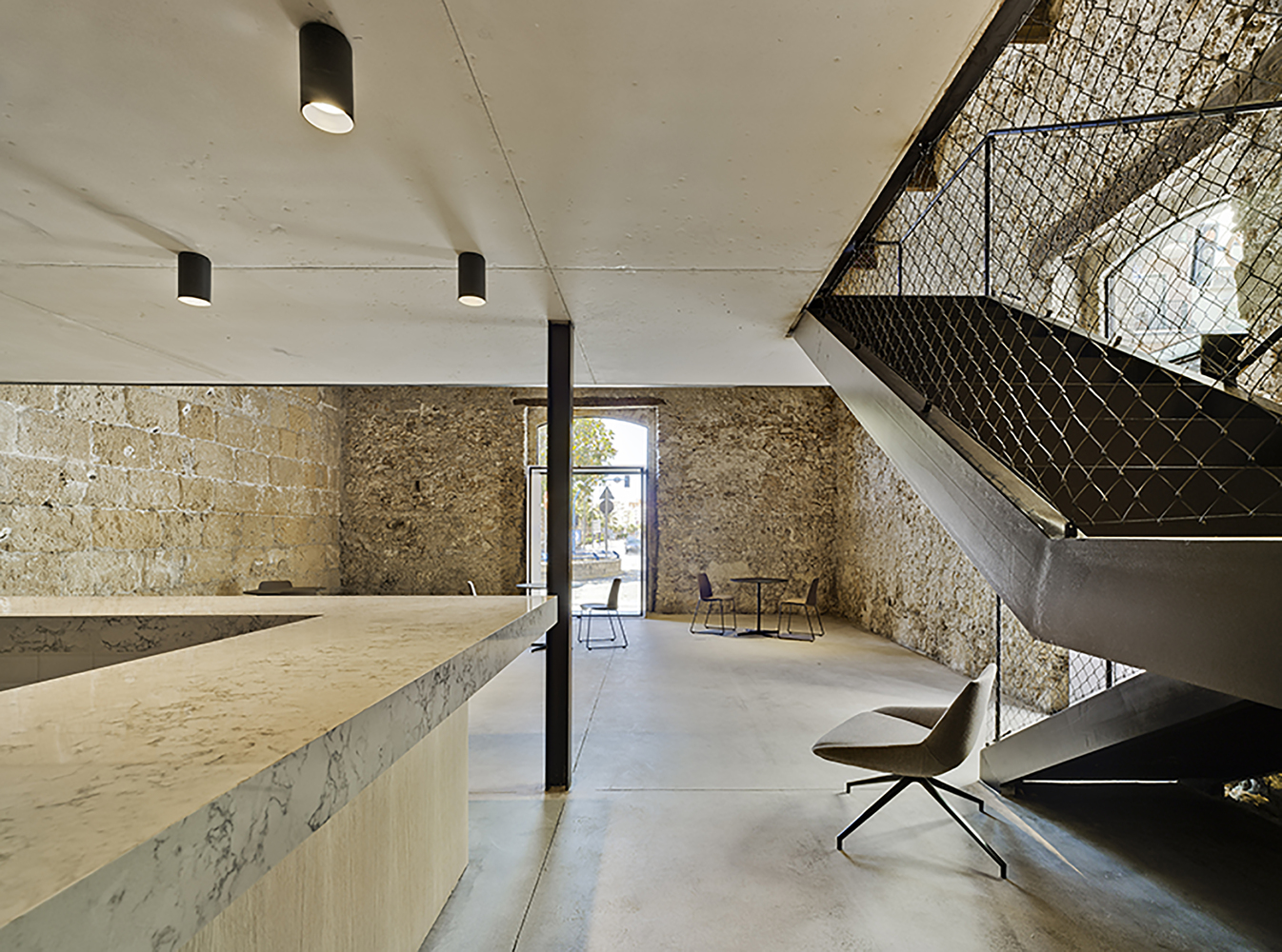 Gallery of virgen del carmen bar estudio arn arquitectos 3 - Estudio 3 arquitectos ...
