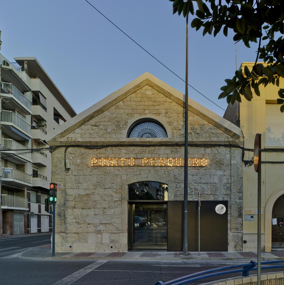 Gallery of virgen del carmen bar estudio arn arquitectos 3 - David frutos ...