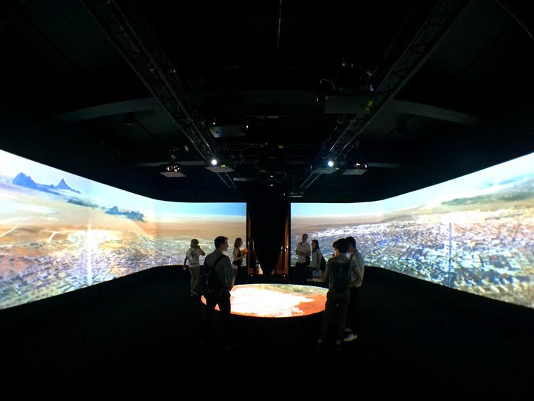 Pabellón de México en la primera Bienal de Diseño de Londres. Image Cortesía de FR-EE