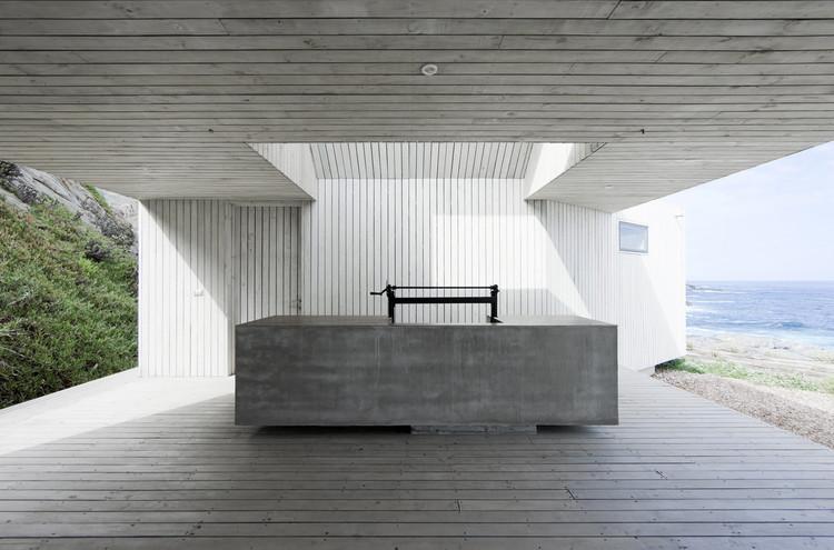 Casa Rambla / LAND Arquitectos © Sergio Pirrone
