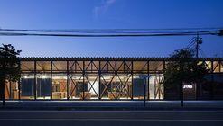 Renovación de tienda JINS Ageo / Schemata Architects