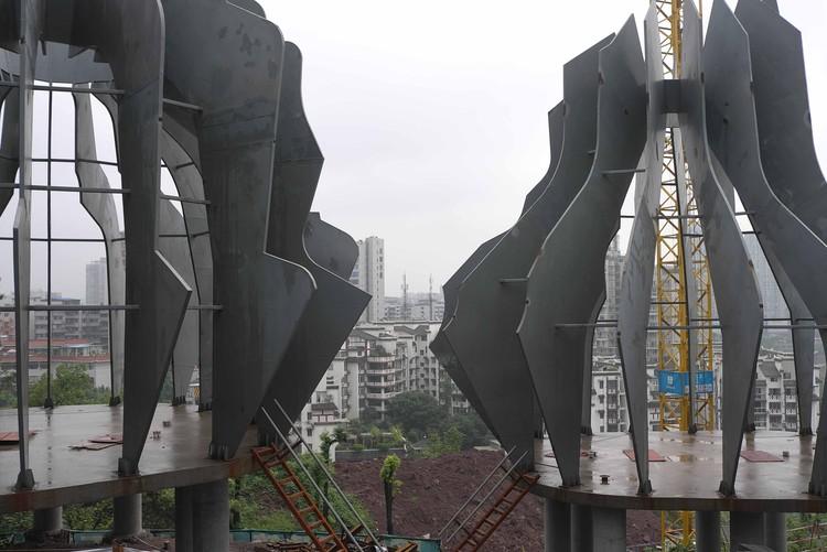 En Construcción: Museo Zhang Daqian / Miralles Tagliabue EMBT, Cortesía de EMBT