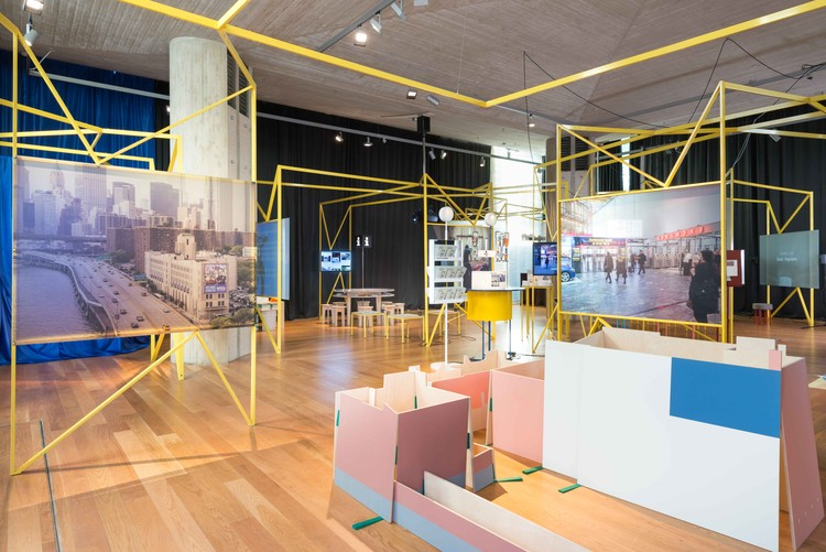 """In Residence"" Exhibition (National Museum – Architecture, Oslo). Image Courtesy of Oslo Architecture Triennale"