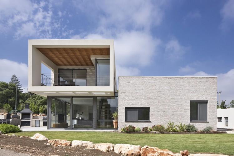 La casa de Golan y Ricky Rosenberg  / SO Architecture, © Shai Epstein