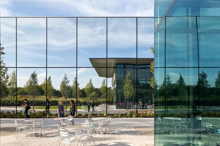 Campus Dyson / WilkinsonEyre, © WilkinsonEyre - Dyson Research Limited