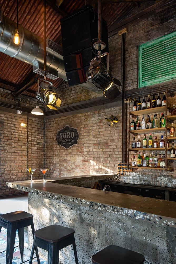 Gallery Of Soro Village Pub Raya Shankhwalker Architects 11