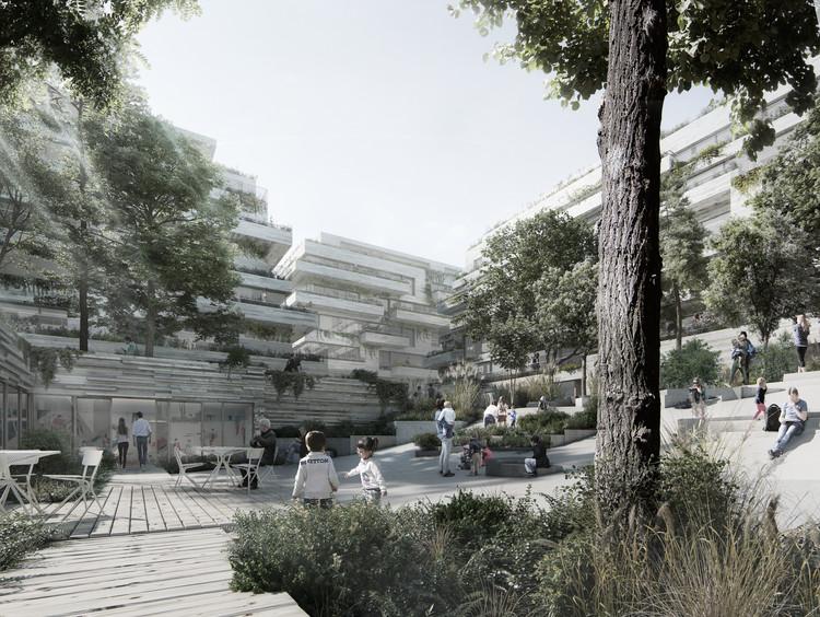 Cortesía de COBE, Vilhelm Lauritzen Architects y Sted