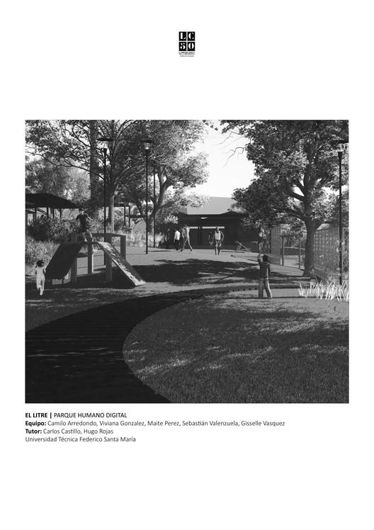 El Litre, parque humano digital / L01. Image Cortesía de Arquitectura Caliente