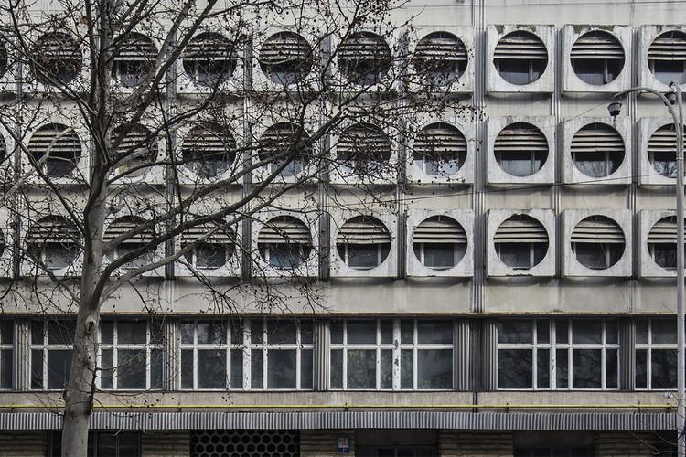 Estacionamiento Guvernamental (1978). Image © Roberto Conte