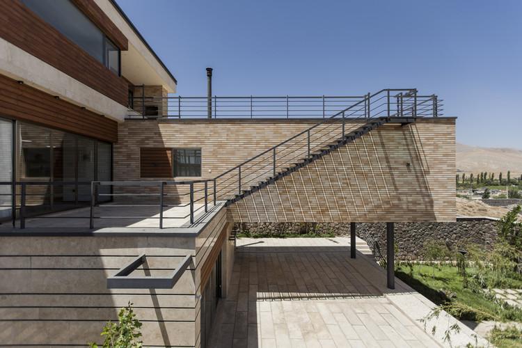 Villa Mavi / White Cube Atelier, © Farshid Nasrabadi