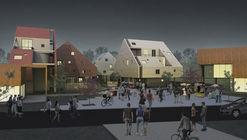 Estas son las menciones honrosas del concurso internacional de vivienda colectiva Hábitat Colectivo