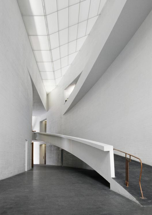 Steven Holl Wins 2016 Daylight Award in Architecture , Kiasma Museum of Contemporary Art. Image © Petri Virtanen