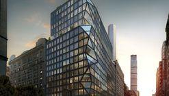 OMA revela su primera torre residencial en Nueva York