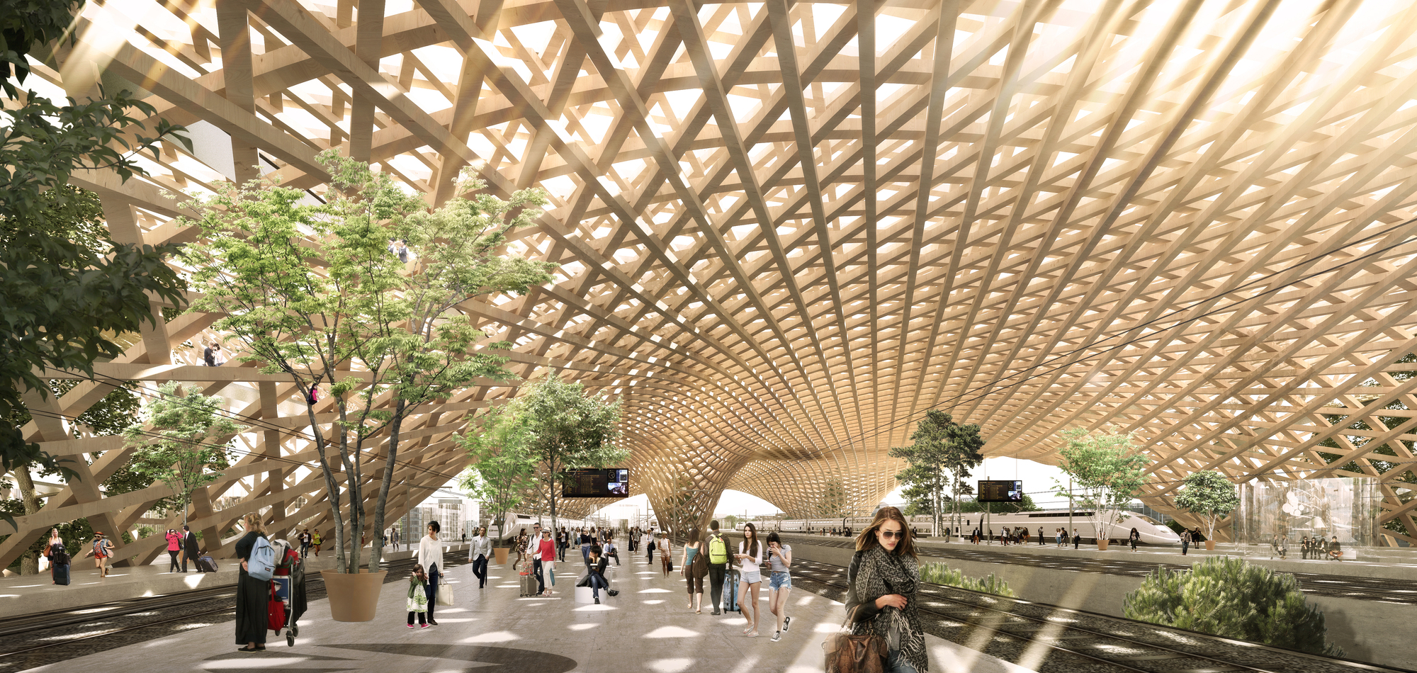 Erik Giudice Architecture Releases Proposal For