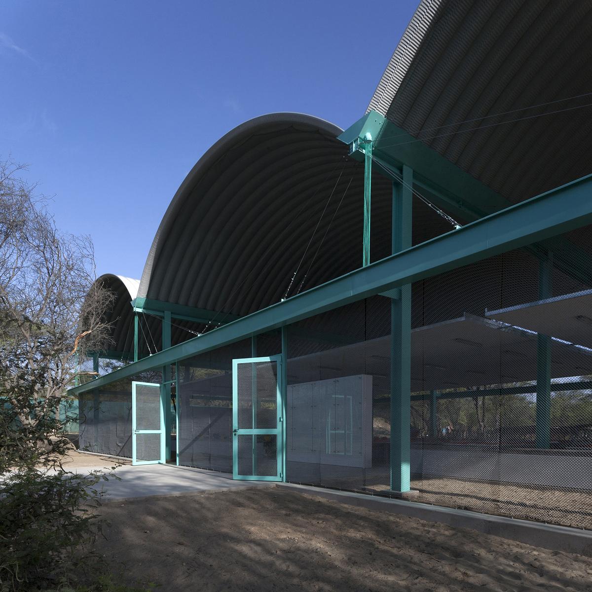 Taller de Arquitectura en el desierto  / Jorge Losada