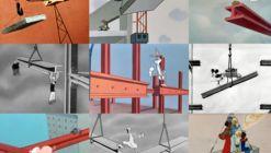 'Choreographies' presenta la construcción arquitectónica en los dibujos animados de EEUU y URSS para la Trienal de Lisboa