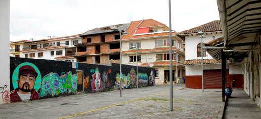 Hermano Miguel / Antes. Image Cortesía de Ecosistema Urbano