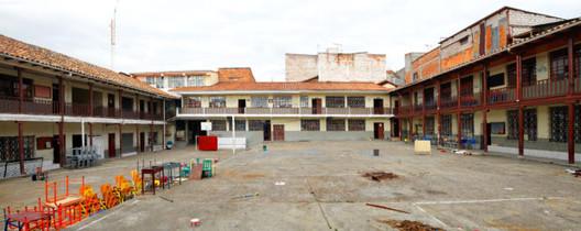 Cuenca HUB / Antes. Image Cortesía de Ecosistema Urbano