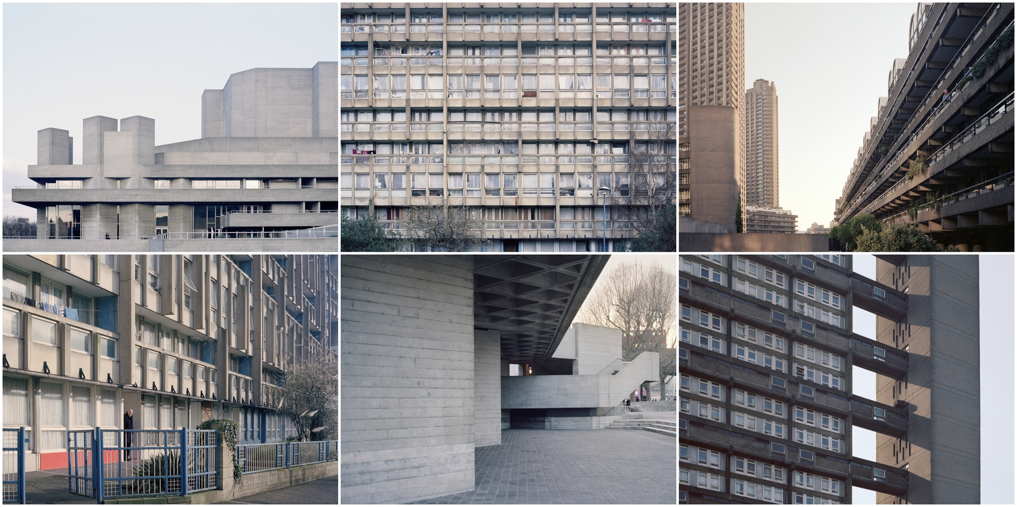 Utopia photo series captures london s brutalist for Architecture brutaliste